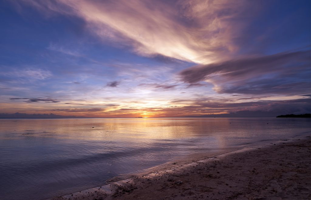 Sunset en Siquijor